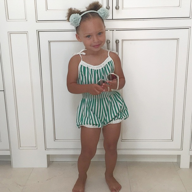 This Made Our Day: Riley Curry