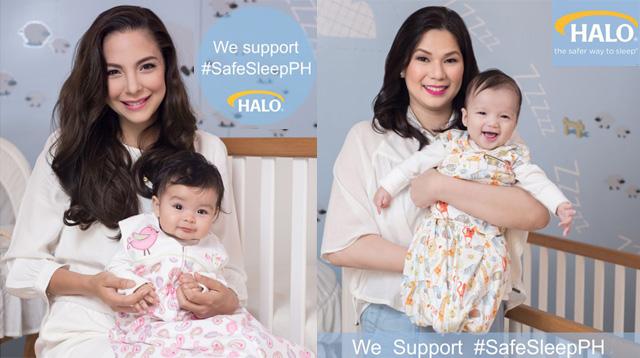 Moms Unite for #SafeSleepPH on SIDS Awareness Month