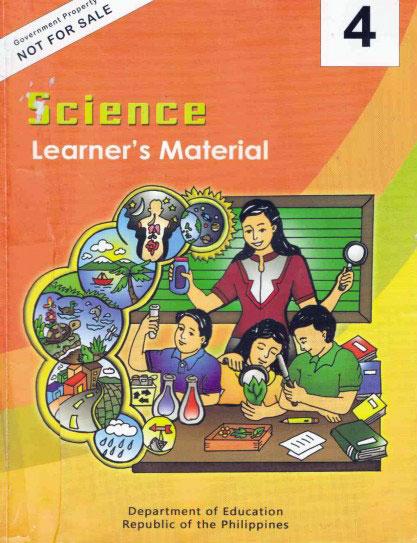 Science Learner's Manual for Grade 4