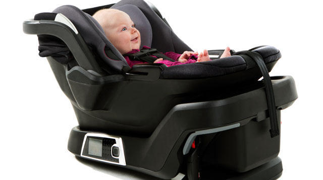 A Self-Installing Child Car Safety Seat Has Arrived