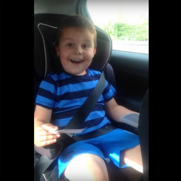 This Made Our Day: This 5-year-old is Super Excited He's Gonna Be a Big Brother
