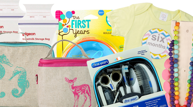 18 Gift Ideas for a Baby Shower