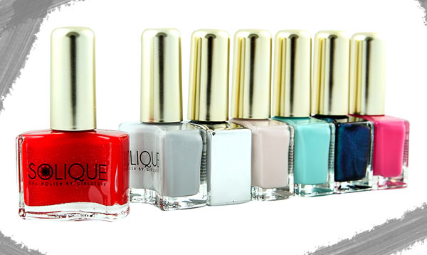 What We Love: Solique Gel Nail Polish