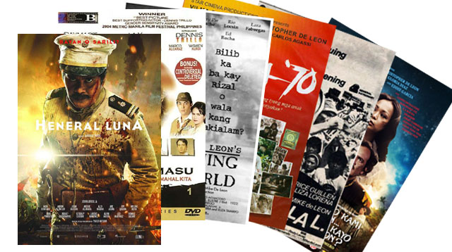6 Historical Films for Filipino Students