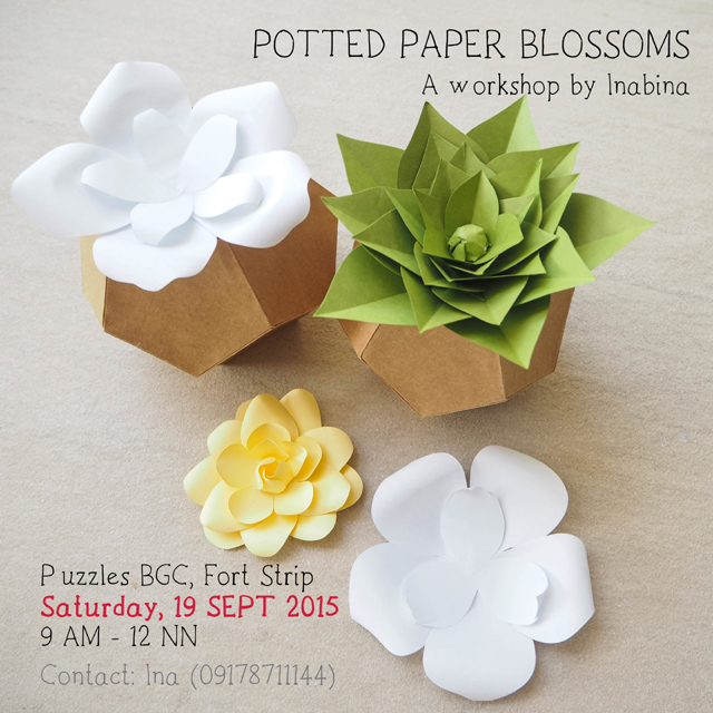 Make paper crafts