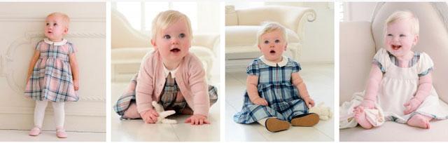 Seraphine Princess Charlotte baby line