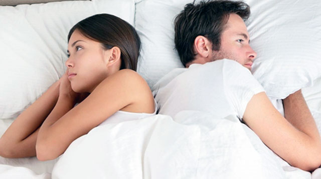 5 Simple Reasons Why You And Your Partner Are Not Having Sex