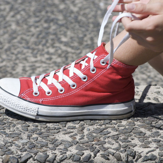 This Made our Day: An Easier Way to Tie Shoelaces