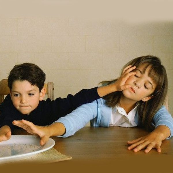The 10 Commandments of Dealing with Sibling Rivalry