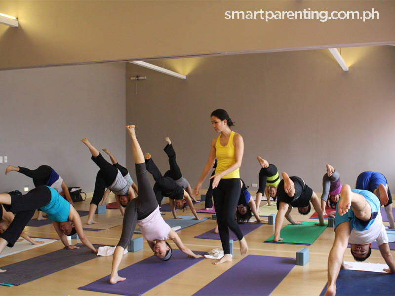 The Benefits of Yoga for Pregnant Women and New Moms