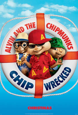 Alvin & the Chipmunks Chip wrecked