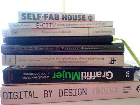 archi books