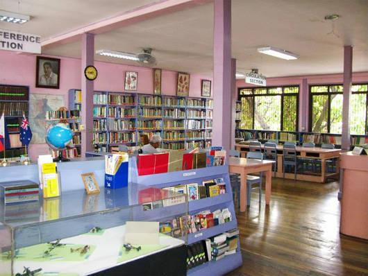Arsenio Lacson Public Library