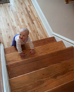 baby stairs
