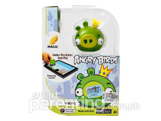 Angry Birds iPad launcher