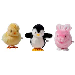 Toy Special Day #26: Animal Wind-Up Toys