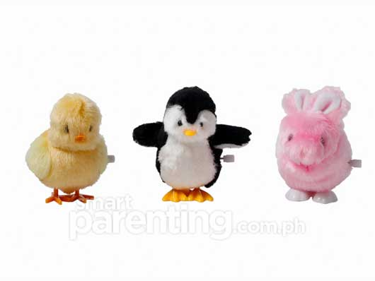 animal wind-up toys