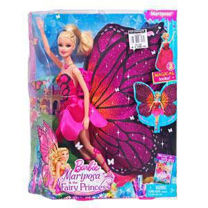 Toy Special Day #29: Barbie Mariposa & The Fairy Princess