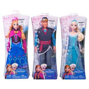 Toy Special Day #14: Disney Frozen Dolls