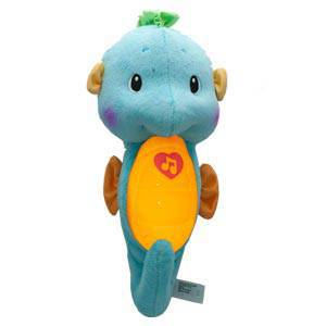 Toy Special Day #4: Fisher-Price Soothe N' Glow Seahorse