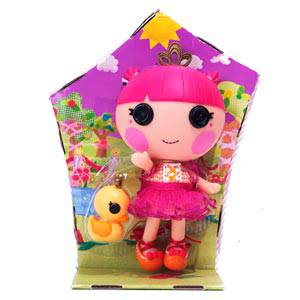 Toy Special Day #13: Lalaloopsy Littles Twisty Tumbelina