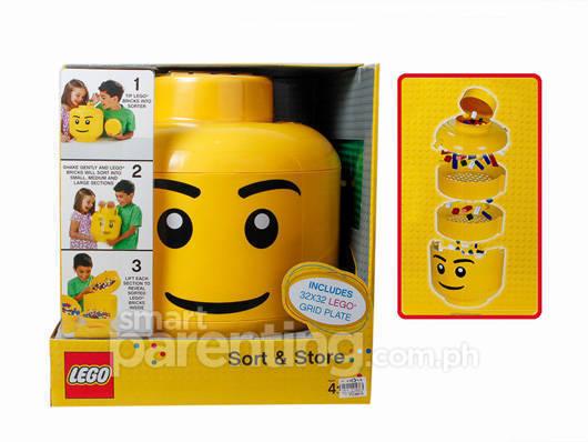 LEGO Sort & Store