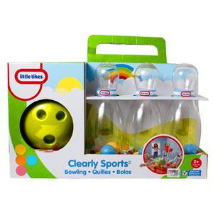 Toy Special Day #23: Little Tikes Clearly Sports Bowling