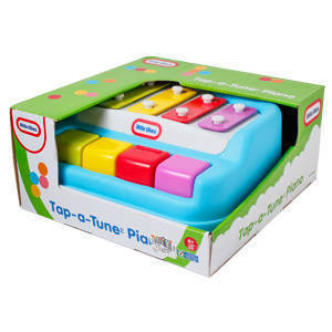 Toy Special Day #25: Little Tikes Tap-a-Tune Piano