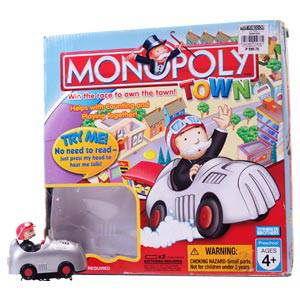 Toy Special Day #15: Monopoly Town