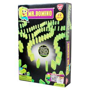 Toy Special Day #22: Play Go Glow-in-the-Dark Mr. Domino
