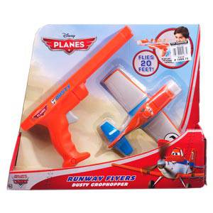 Toy Special Day #8: Planes Runaway Flyers-Dusty Crophopper