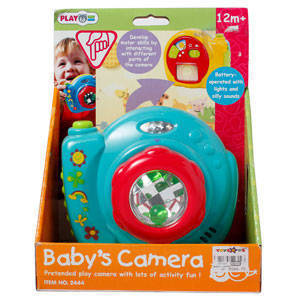Toy Special Day #28: Play Baby's Camera