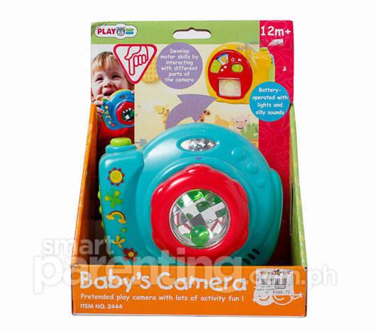 Play Baby's Camera