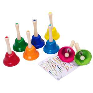Toy Special Day #6: Rainbow Music Bells