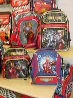 Ironman bags