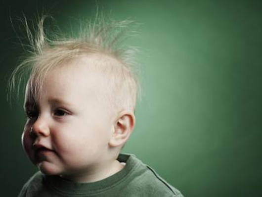 child hair loss