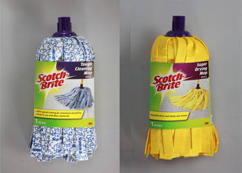 Scotch Brite mop