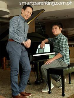 Francis and Bryan Kong