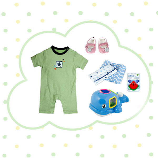 18 Gift Ideas for Baby Showers