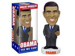 Wacky Wobbler Bobble-Heads
