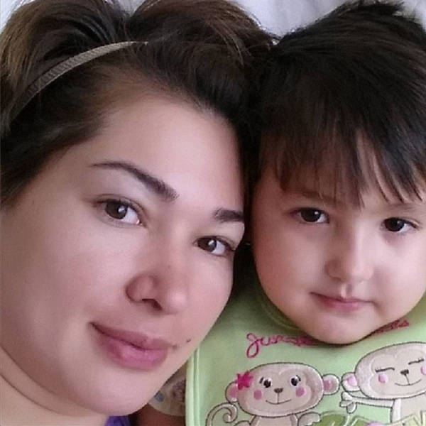 Faith, Love & Hope: Jackie Forster on Daughter Caleigh's Battle with Cancer