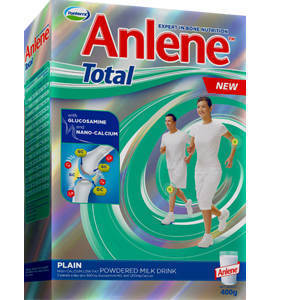 New Formula from Anlene Strengthens Not Just Bones but Joints Too