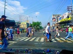 street Manila