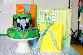 birthday cake gift