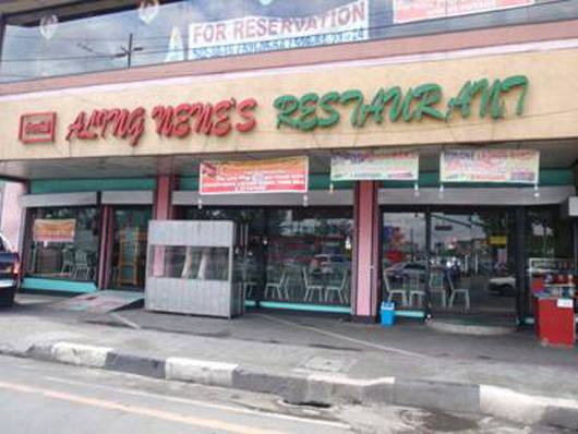 Aling Nene's Barbecue Restaurant