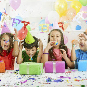 2013 Kiddie Party Packages of 20 Popular Fastfood Chains and Restaurants