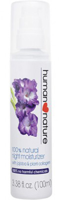 Human Nature 100% Natural Night Moisturizer