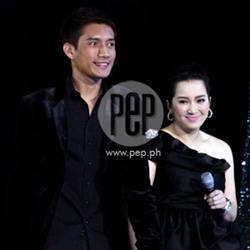 Kris Aquino & James Yap