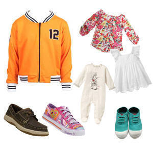 SP Goodie Bag: Dressing Up Kids