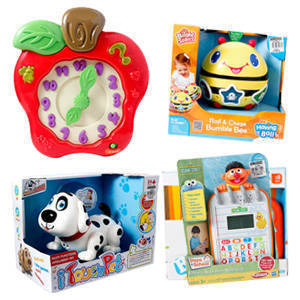 10 Picks from our Goodie Bag: Electronic Educational Toys